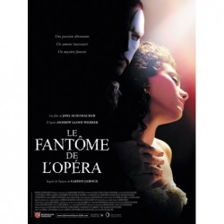 Le fantôme de l'opéra -...