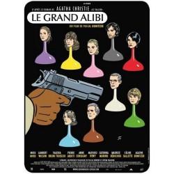 Le grand alibi - Affiche...