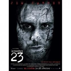 Le nombre 23 - Affiche...