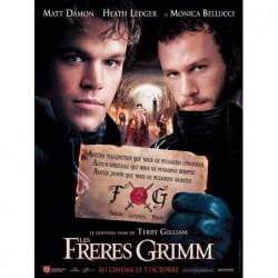 Les frères Grimm - Affiche...