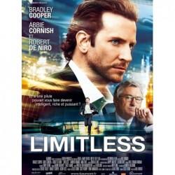 Limitless - Affiche 120x160cm