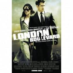 London Boulevard - Affiche...
