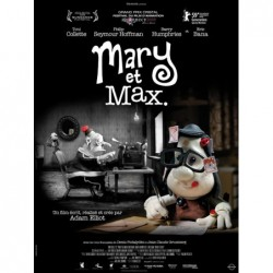 Mary et Max - Affiche...