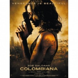 Colombiana - Affiche 40x60cm