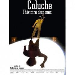 Coluche - Affiche 40x60cm
