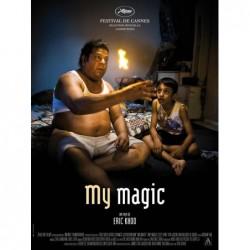 MY MAGIC - Affiche 120x160cm