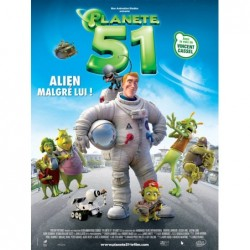 Planète 51 - Affiche 120x160cm