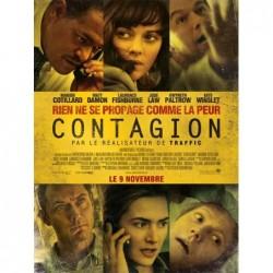 Contagion - Affiche 40x60cm