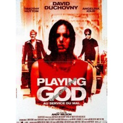 Playing God - Affiche...