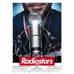 Radiostars - Affiche 120x160cm