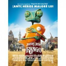 Rango - Affiche 120x160cm