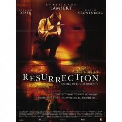 Resurrection - Affiche...