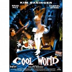 Cool World - Affiche 40x60cm
