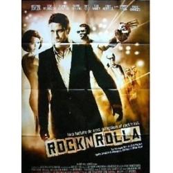 RockNRolla - Affiche 120x160cm