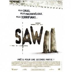 Saw 2 - Affiche 120x160cm