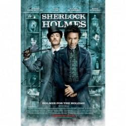 Sherlock Holmes - Affiche...