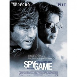 Spy game - Affiche 120x160cm