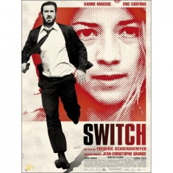 Switch - Affiche 120x160cm