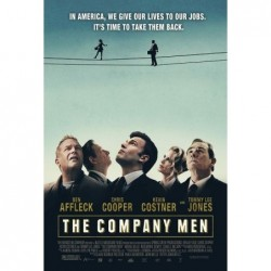 The company men - Affiche...
