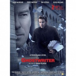 The Ghost Writer - Affiche...