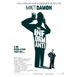 The informant - Affiche...