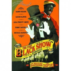The very black show -...