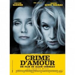 Crime d Amour - Affiche...