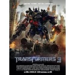 Transformers 3 - Affiche...