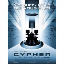 Cypher - Affiche 40x60cm