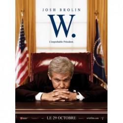 W. l'improbable président -...