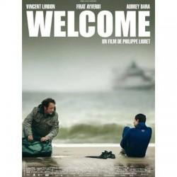 Welcome - Affiche 120x160cm