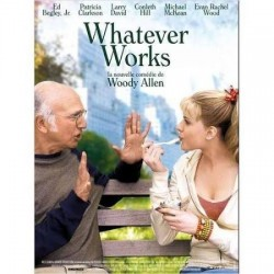 Whatever Works - Affiche...