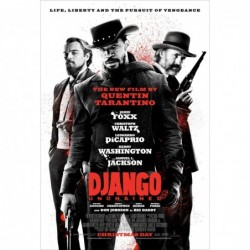 Django Unchained - Affiche...