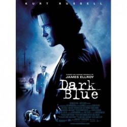 Dark blue - Affiche 40x60cm
