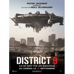 District 9 - Affiche 40x60cm
