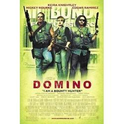 Domino - Affiche 40x60cm
