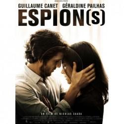 Espions - Affiche 40x60cm