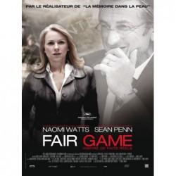 Fair Games - Affiche 40x60cm