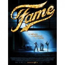 Fame - Affiche 40x60cm