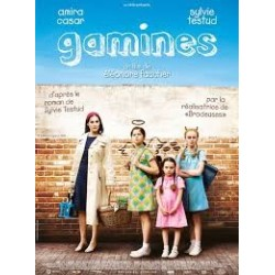 Gamines - Affiche 40x60cm