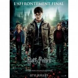 Harry Potter 7 (2ème partie)