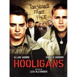 Hooligans - Affiche 40x60cm