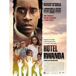 Hotel Rwanda - Affiche 40x60cm