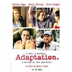 Adaptation - Affiche 40x60cm