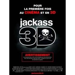 Jackass 3D - Affiche 40x60cm