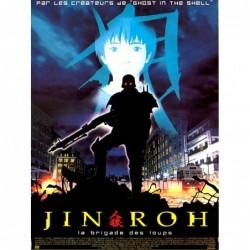 Jin Roh - Affiche 40x60cm