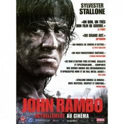 John Rambo - Affiche 40x60cm