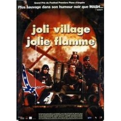 Joli village jolie flamme -...