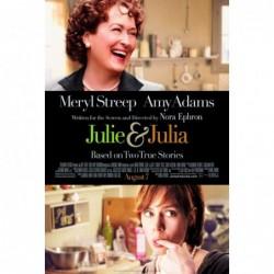 Julie et Julia - Affiche...