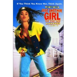Just another girl - Affiche...